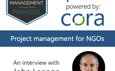 "Episode 94: ""Project Management for NGOs"" with Dr. John Lannon"