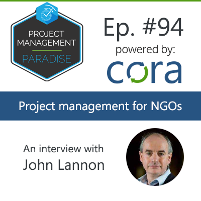 Dr. John Lannon Project Management for NGOs