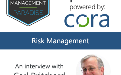 "Episode 95: ""Risk Management"" with Carl Pritchard"