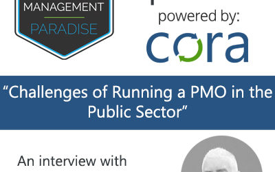 "104: ""Challenges of Running a PMO in the Public Sector"" with Fergal Collins"