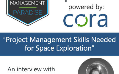 "Episode 109: ""Project Management Skills Needed for Space Exploration"" with Dr Niamh Shaw"