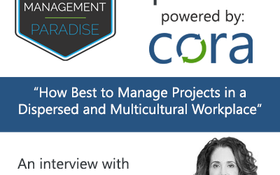 """Episode 116: """"How Best to Manage Projects in a Dispersed and Multicultural Workplace"""" with Melissa Lamson"""
