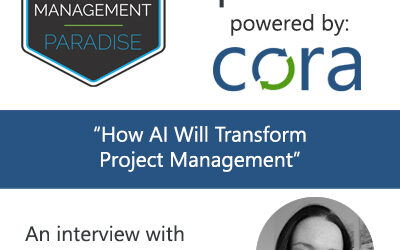 """Episode 123 – """"How AI Will Transform Project Management"""" with Jane Reilly"""