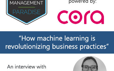 """Episode 131: """"How Machine Learning is Revolutionising Business Practices"""" with Penelope Bellegarde"""